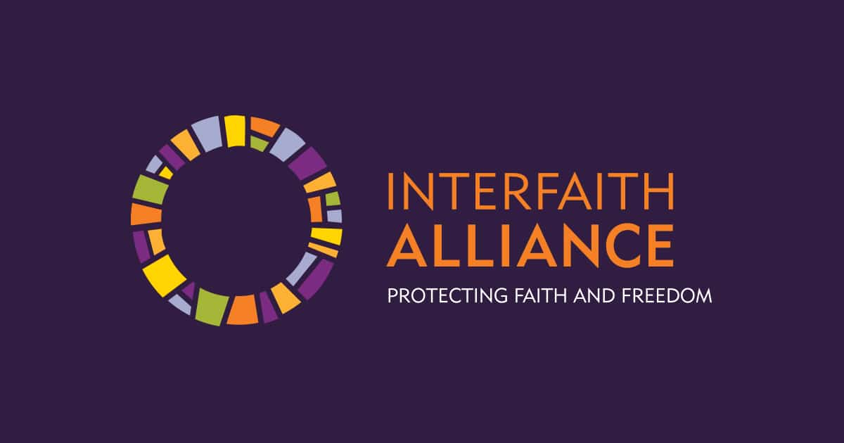 Image result for Interfaith Alliance Logo